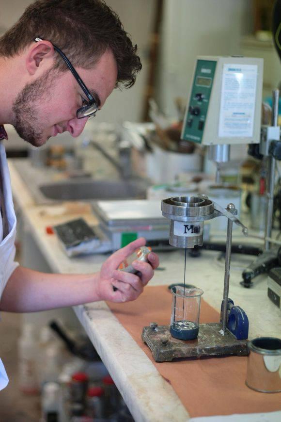 Recherche, essaies et tests sur produit de bois