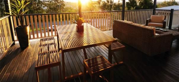 Conseils pour entretenir une terrasse en bois