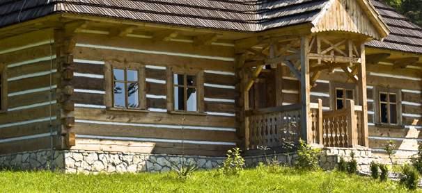 Entretenir une façade en bois