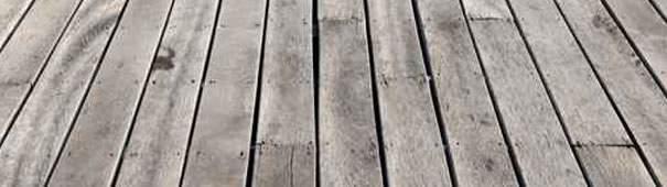 Entretenir une terrasse en bois