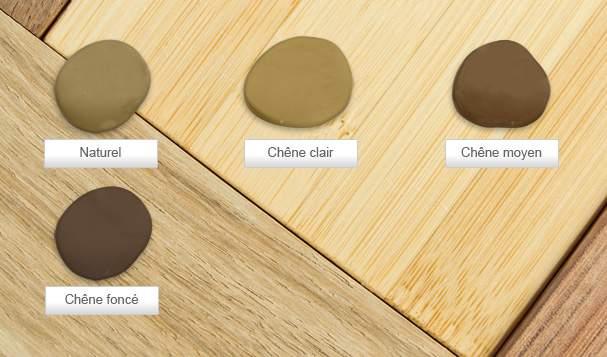 Réparer un meuble avec de la pate à bois