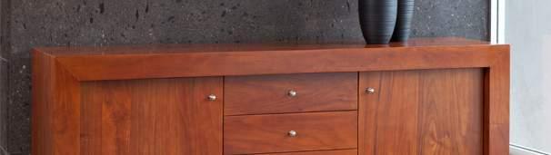 Rénover un meuble en bois, finition