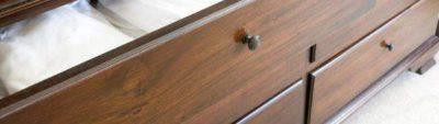 Comment teinter un meuble en bois
