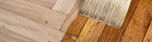 Comment vitrifier un parquet ou un escalier en bois mauler - Vitrifier un escalier en bois neuf ...