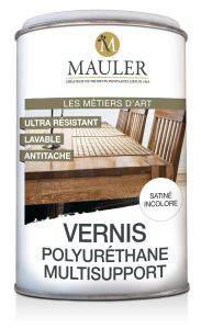 Vernis polyurethane multisupport - Vernis polyurethane bois ...