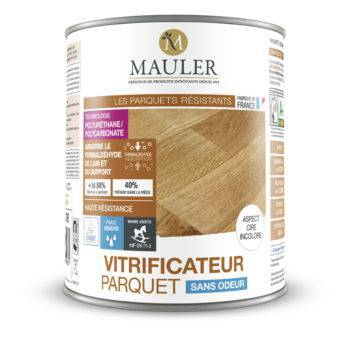 Vitrificateur parquet et bois ecolabel sans odeur Mauler