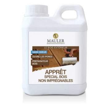 Apprêt spécial bois non imprégnable Mauler