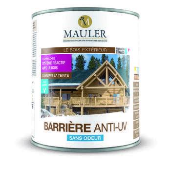 Barrière de protection anti-uv pour bois extérieur Mauler