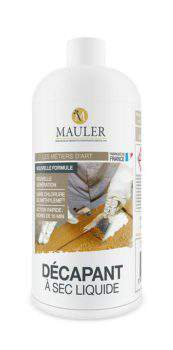 Décapant à sec liquide pour bois Mauler