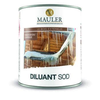 Diluant peinture SOD Mauler