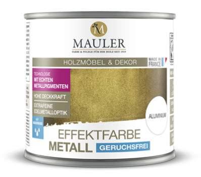 effektfarbe metall mauler