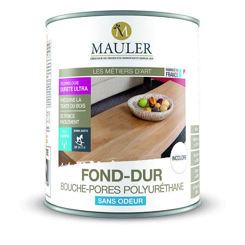 Fond dur bouche pores polyuréthane sans odeur Mauler
