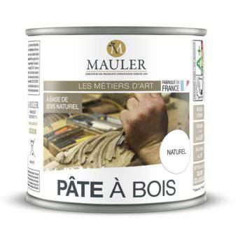 Pate à bois sans solvant Mauler