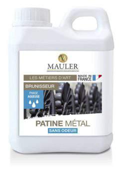 Patine métal brunisseur sans odeur Mauler