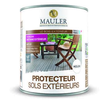 Protecteur de bois extérieurs et salle de bain Mauler