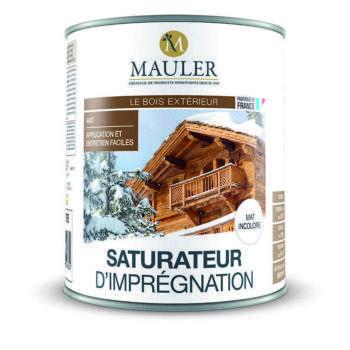 Saturateur d'impégnation pour bois extérieurs Mauler