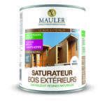 Saturateur bois extérieurs aux huiles et résines naturelles Mauler