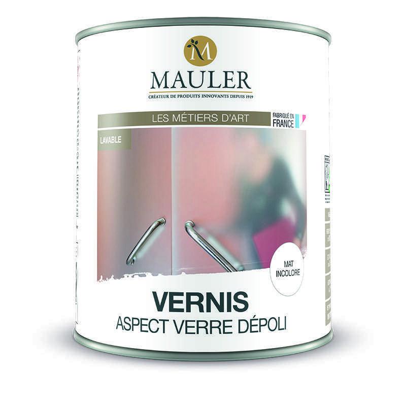 Vernis aspect verre d poli mauler pour imitation du verre d poli - Vernis pour bois exterieur ...