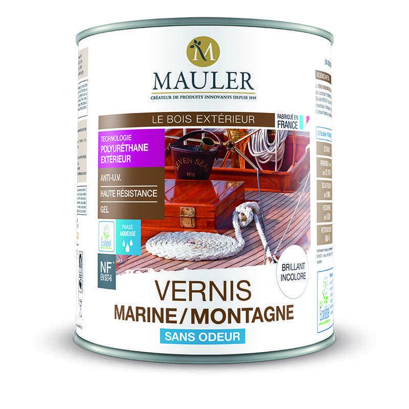 Vernis bois marine et montagne conditions extr mes sans odeur mauler - Vernis pour bois exterieur ...