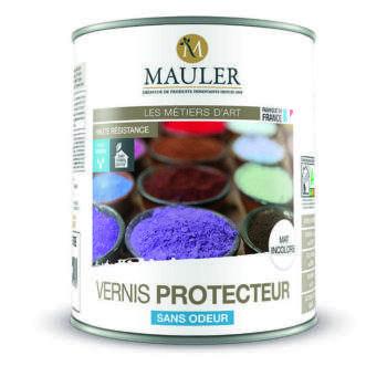 Vernis protecteur intérieur et extérieur sans odeur Mauler