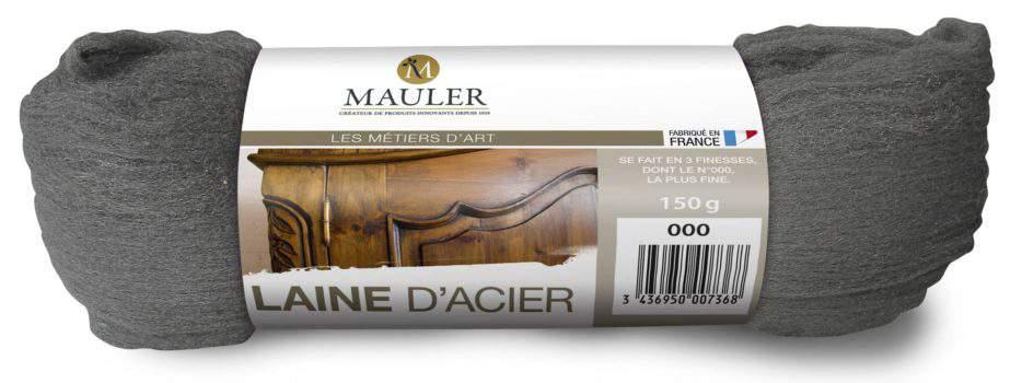 Laine d'acier pour bois Mauler