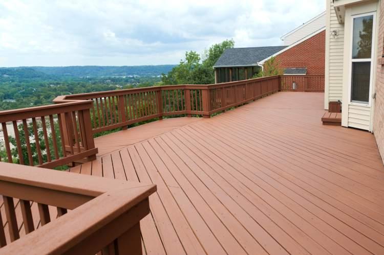 Réparateur pour bois extérieur et intérieur