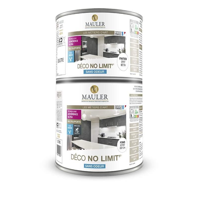 Produits de d coration et d 39 entretien innovants pour le - Peinture effet beton pour meuble ...