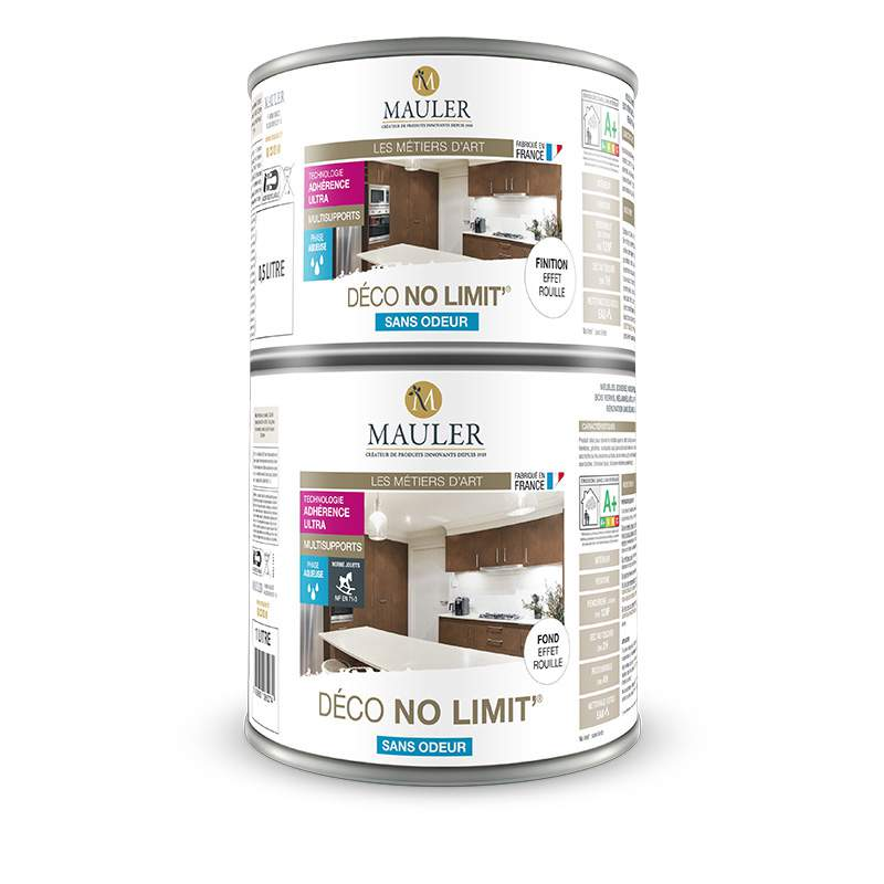 peinture multisupports effet rouille pour relooking de meuble d co no limit 39 mauler. Black Bedroom Furniture Sets. Home Design Ideas