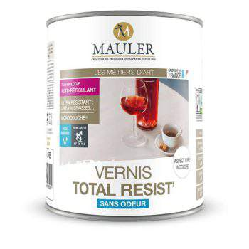 Vernis Total Resist Sans odeur mauler