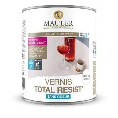 Vernis Total Resist - Mauler