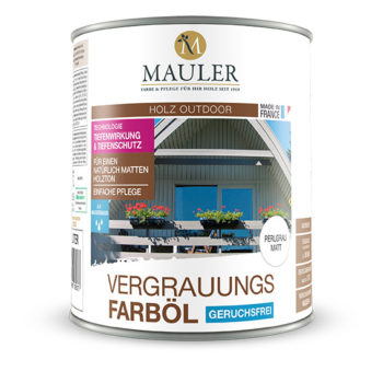 Vergrauungs farböl Mauler