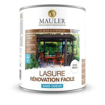Lasure bois rénovation facile Mauler