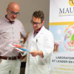 Daniel Mauler in der Produktentwicklung