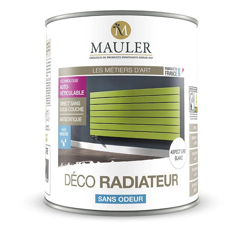 Peinture de rénovation pour radiateur DECO RADIATEUR