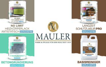 Mauler neue Produkte
