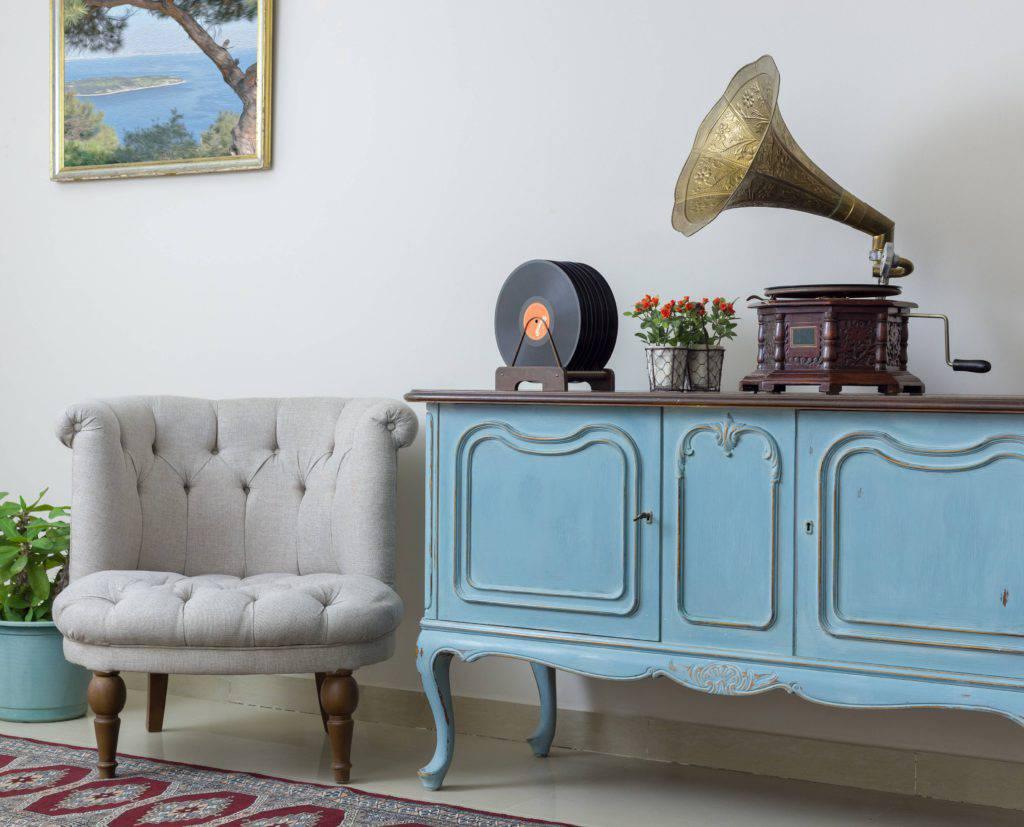 Patiner un meuble