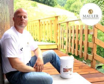 Tuto rénover une terrasse en bois
