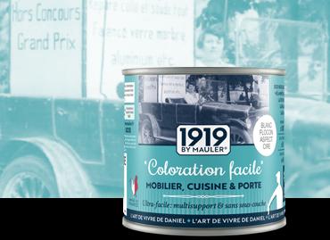 Coloration Facile mobilier cuisine porte - 1919 by Mauler