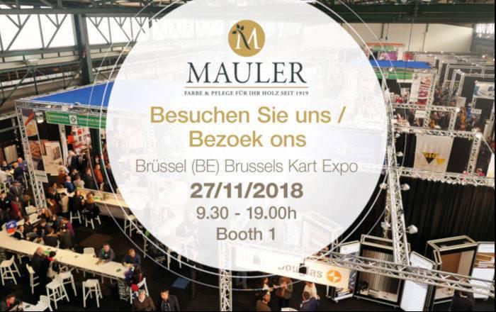 Mauler 2018 Brussel kart expo