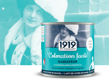 Coloration facile radiateur - 1919 by Mauler
