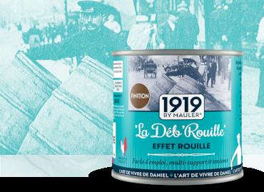 La Déb'Rouille, effet rouille - 1919 by Mauler