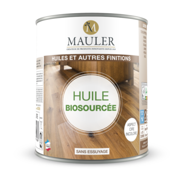 Huile bois biosourcée - Mauler
