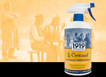 Le Costaud, nettoyant préparateur 1919 BY MAULER