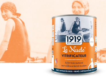 Le Nude, vitrificateur - 1919 by Mauler