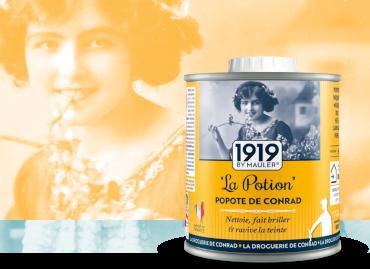 La Potion, popote de Conrad - 1919 BY MAULER