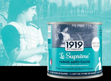Le Suprême vernis anti-tâche - 1919 by Mauler