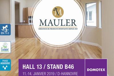 Mauler Domotex 2019