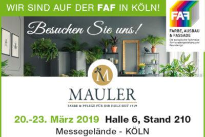 Mauler FAF in Koln