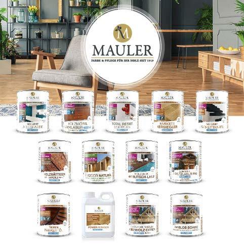 Gamme Mauler DE