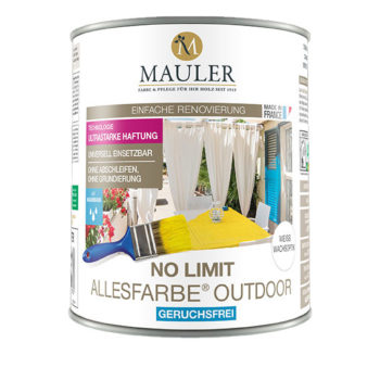 No limit allesfarbe outdoor